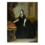 Maria Theresa  Empress of Austria Postcard