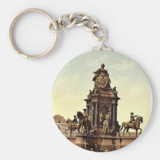 Maria Theresa Monument, Vienna, Austro-Hungary mag Key Chains