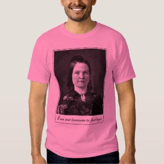 Maria todd Lincoln - historia bebida Remeras