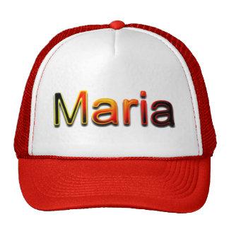 Maria Trucker Hat