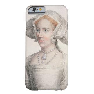 Maria Tudor (1516-58) grabado por Francisco Funda De iPhone 6 Barely There