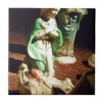 Maria y bebé Jesús Teja