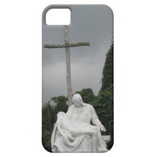 Maria y Jesús después de la cubierta del iPhone de iPhone 5 Funda