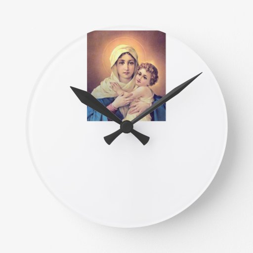 Maria y Jesús Reloj