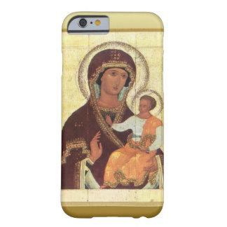 Maria y niño Jesús Funda De iPhone 6 Barely There