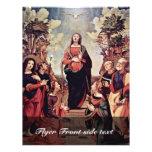 Maria y santos: St. Jo del St. Catherine St Margar Tarjetas Publicitarias