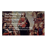Maria y santos: St. Jo del St. Catherine St Margar Tarjetas De Visita