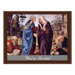 Maria y St. Elizabeth San Nicolás y St. Anthon Anuncios Personalizados