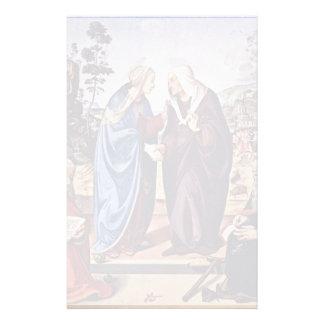 Maria y St. Elizabeth San Nicolás y St. Anthon Papeleria