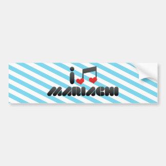 Mariachi Bumper Sticker