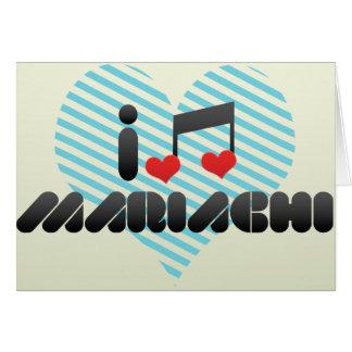 Mariachi Card