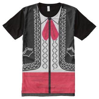Mariachi Charro T-shirt