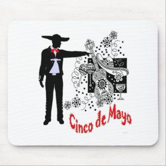 Mariachi-Cinco de Mayo Mousepad