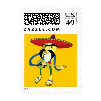 Mariachi Cinco de Mayo Postage