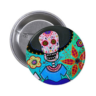 Mariachi de Dia de los Muertos Señor Pin