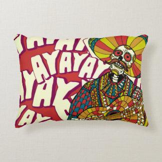 Mariachi Decorative Pillow