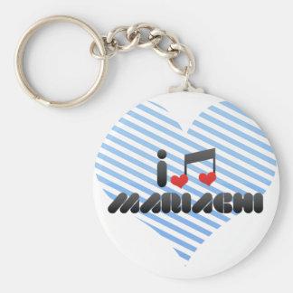 Mariachi Keychain