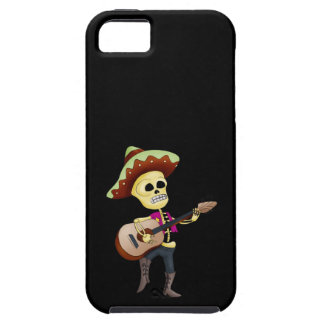 Mariachi Male Sugar Skeleton iPhone 5 Cases