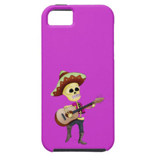 Mariachi Male Sugar Skeleton iPhone 5 Cover
