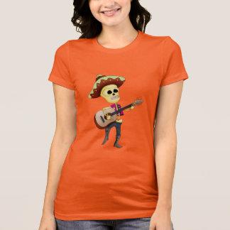Mariachi Male Sugar Skeleton T-Shirt