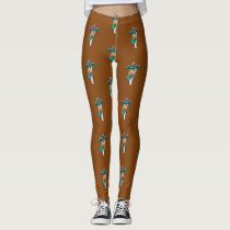 MARIACHI OWL LEGGINGS