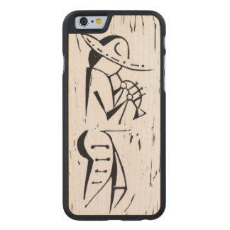"""""""Mariachi Pompudo"""" iPhone 6 Case"""