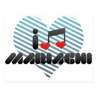 Mariachi Postcard