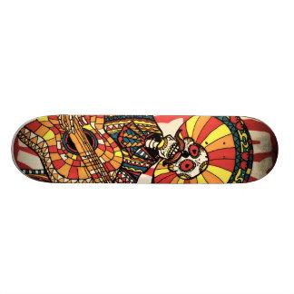 Mariachi Skateboard Deck