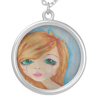 """Mariah Angel"" necklace by Sickly Sweets"