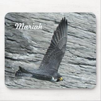 Mariah in flight Mousepad