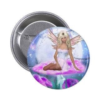 Mariah Pinback Button
