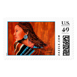 Mariah Postage Stamps