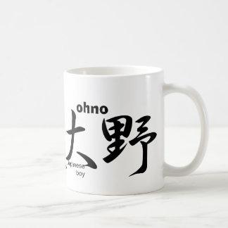 Mariam及び大野 Classic White Coffee Mug