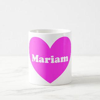 Mariam Coffee Mug