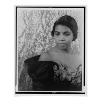 Marian Anderson Poster