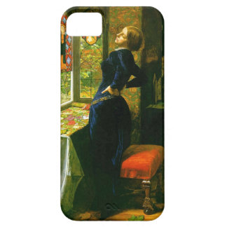 Mariana by Millais iPhone 5 Cases