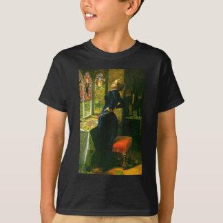 Mariana by Millais T-Shirt