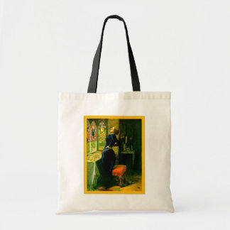 Mariana In The Moated Grange ~John Everett Millais Tote Bag