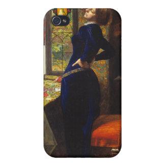 Mariana - John Everett Millais iPhone 4 Cover