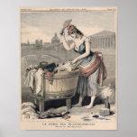 Marianne la reina de las lavanderas posters