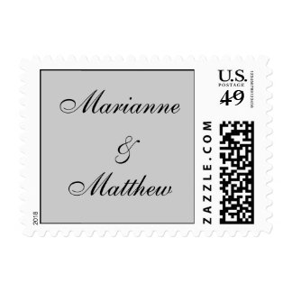 Marianne   &Matthew Postage