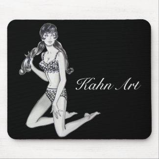 Marianne Mouse Pad