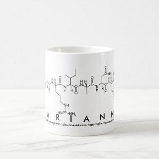 Marianne peptide name mug
