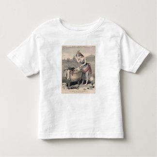 Marianne the Queen of the Washerwomen Toddler T-shirt
