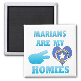 Marians es mi Homies Imán