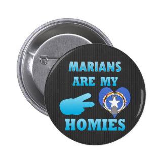 Marians es mi Homies Pin