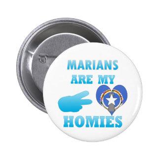 Marians es mi Homies Pins