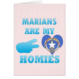 Marians es mi Homies Felicitaciones