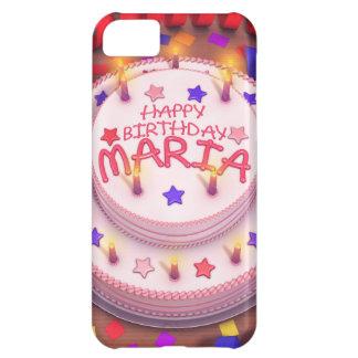 Maria's Birthday Cake iPhone 5C Cases