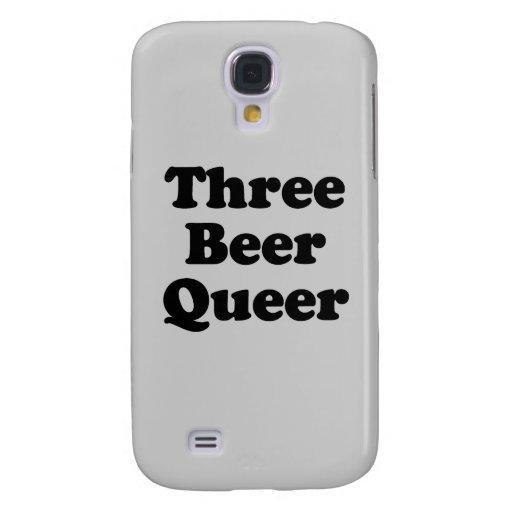 Maricón de tres cervezas